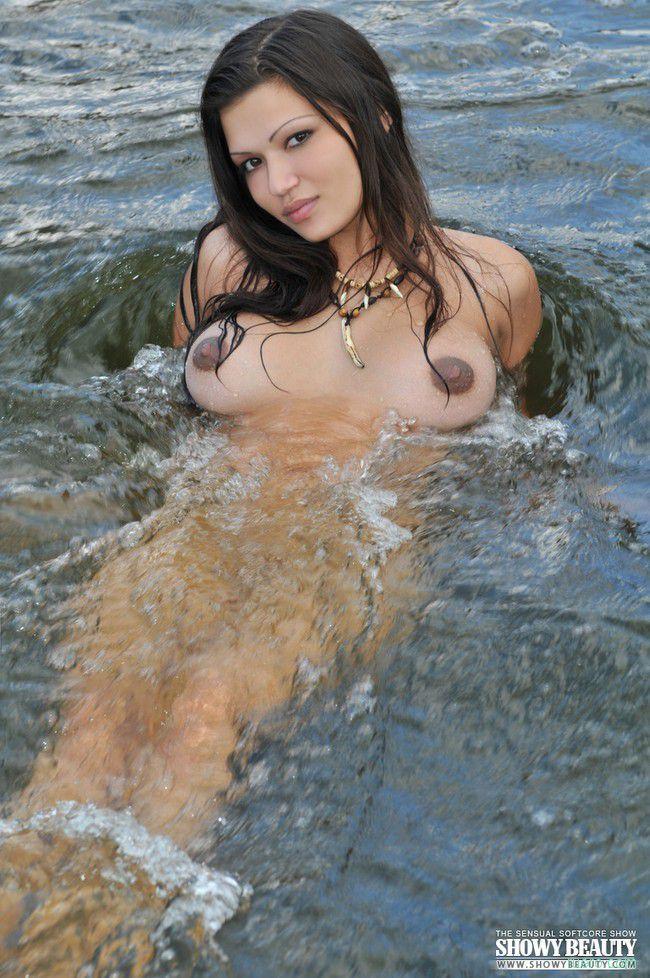Азиатская русалка