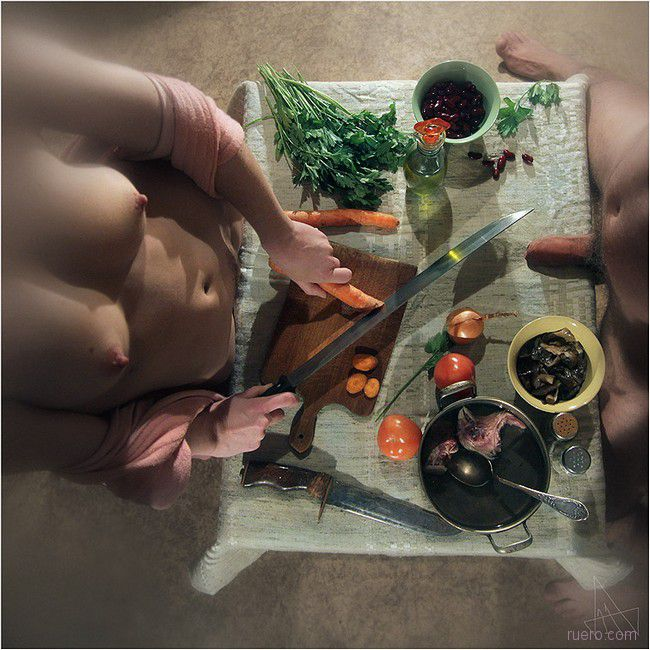 Кулинария на грани фола