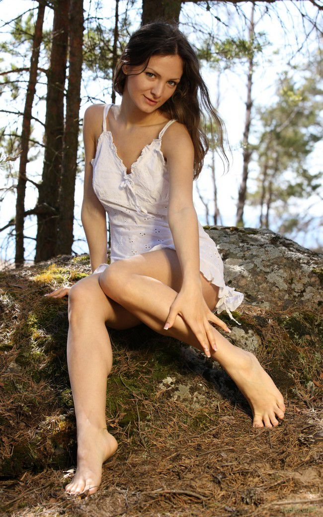 Zhanet : в молодом лесу