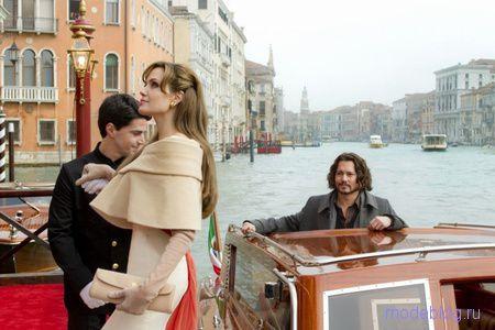 Турист / The tourist Рецензия на фильм