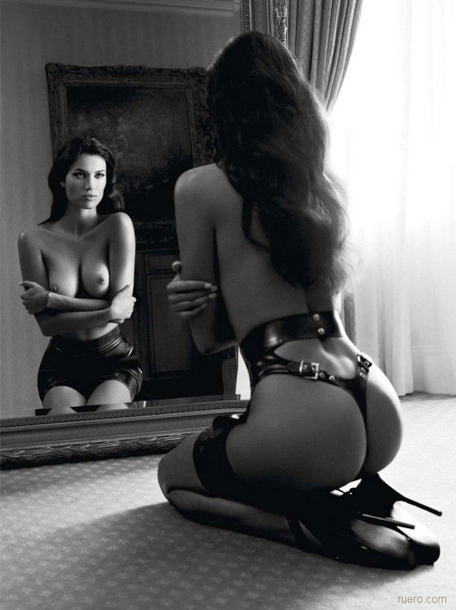 Зеркальность наряда