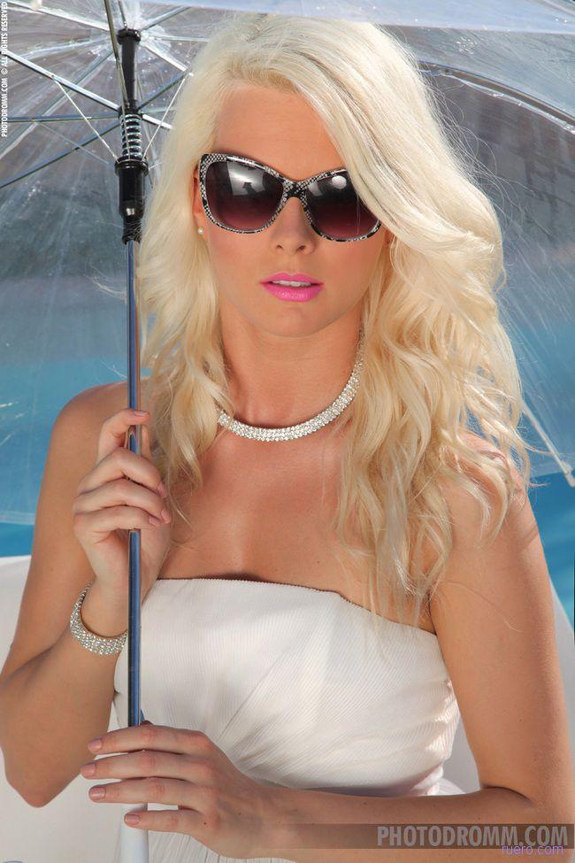 Grace : под зонтиком