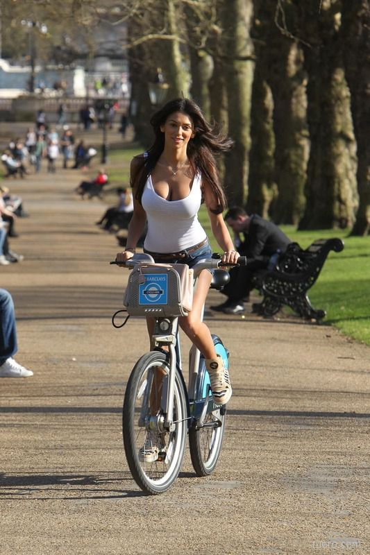 Georgia Salpa : городская велопрогулка