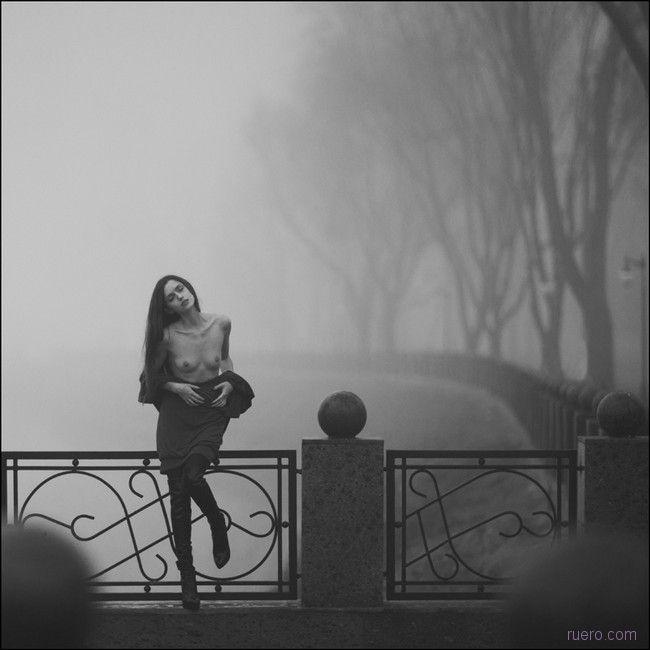 Одиночество у парапета