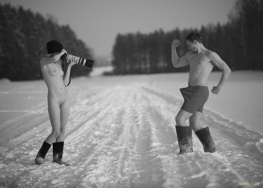 Ни мороз нам не страшен...