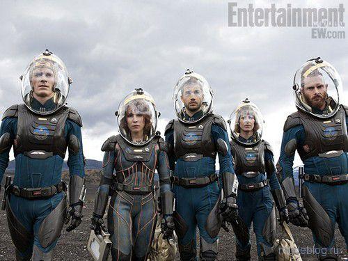 Прометей / Prometheus 2012 Эффект завышенных ожиданий рецензия на фильм, кинорецензия, Ридли Скот