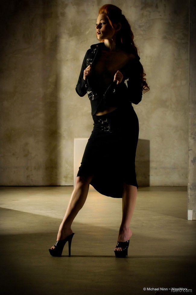 Jayme Langford : в тени