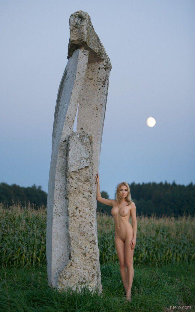 Lia : лунный пейзаж