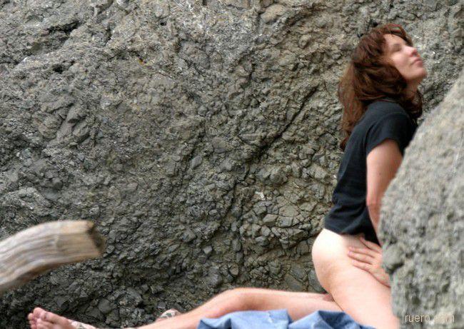 Любовь у черной скалы