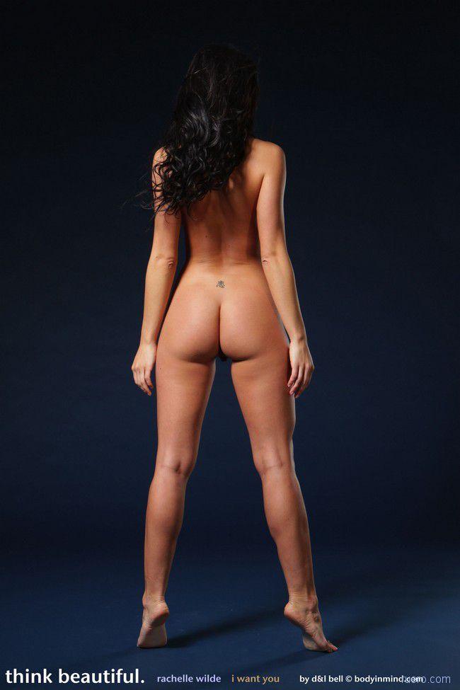 rachelle wilde nude