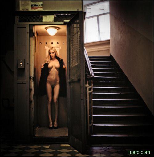 Поедемте на этаж!