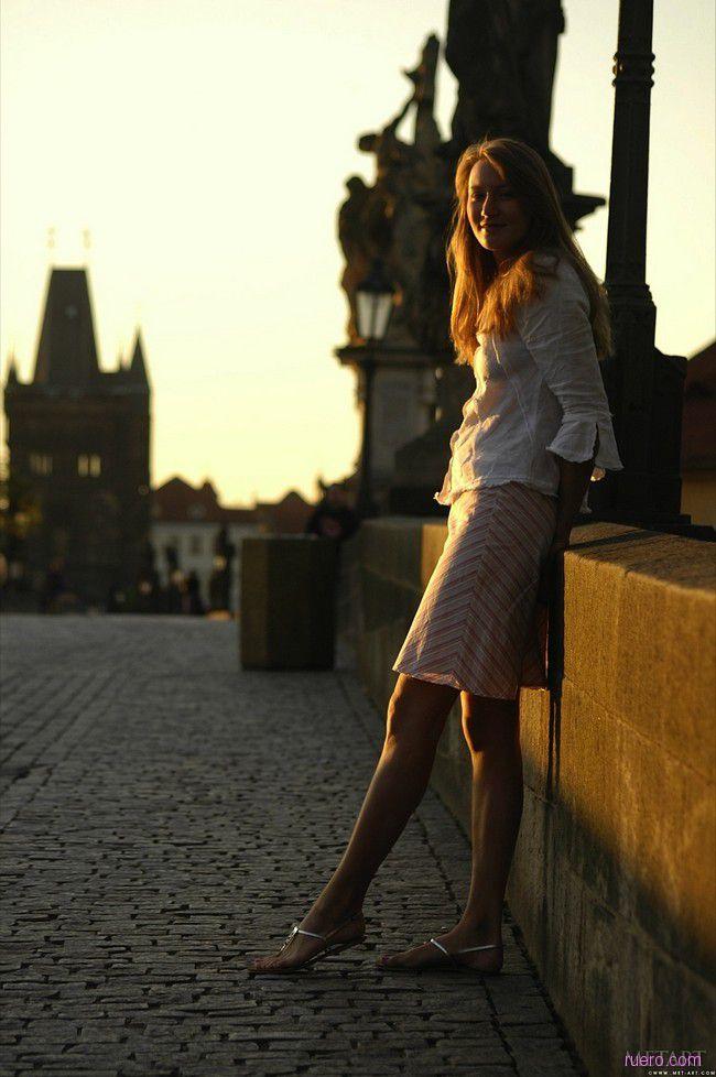 Yana B : прогулка по старому городу