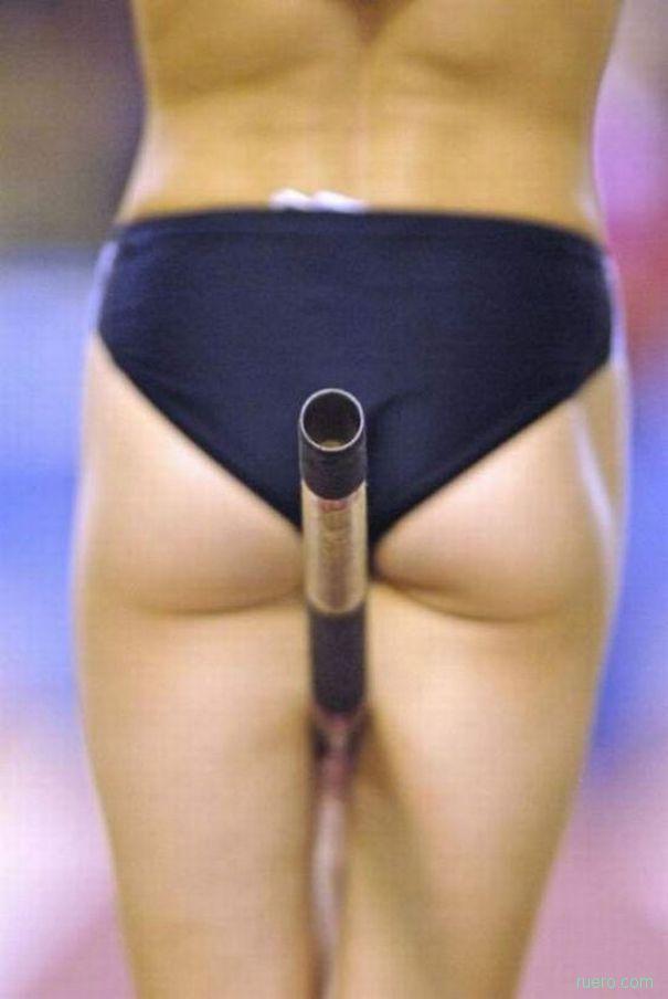 Сексуальность легкого спорта