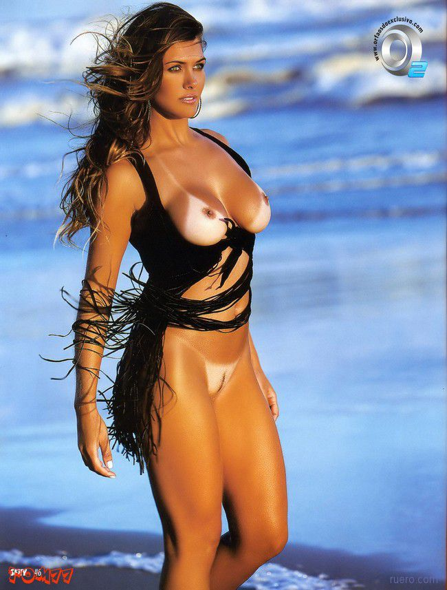 Gabriela Monteiro : дочь солнца