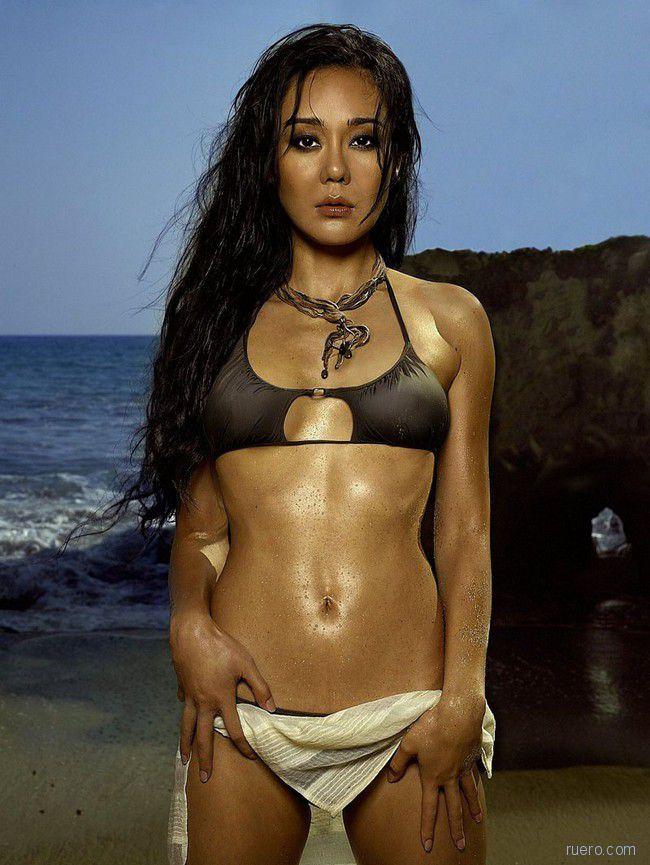 Yunjin Kim : звезда потерянного острова