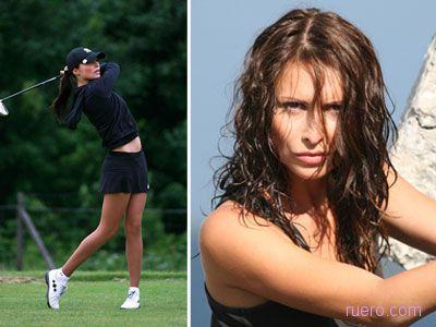 Юлия Малимон, абсолютная чемпионка Украины по гольфу