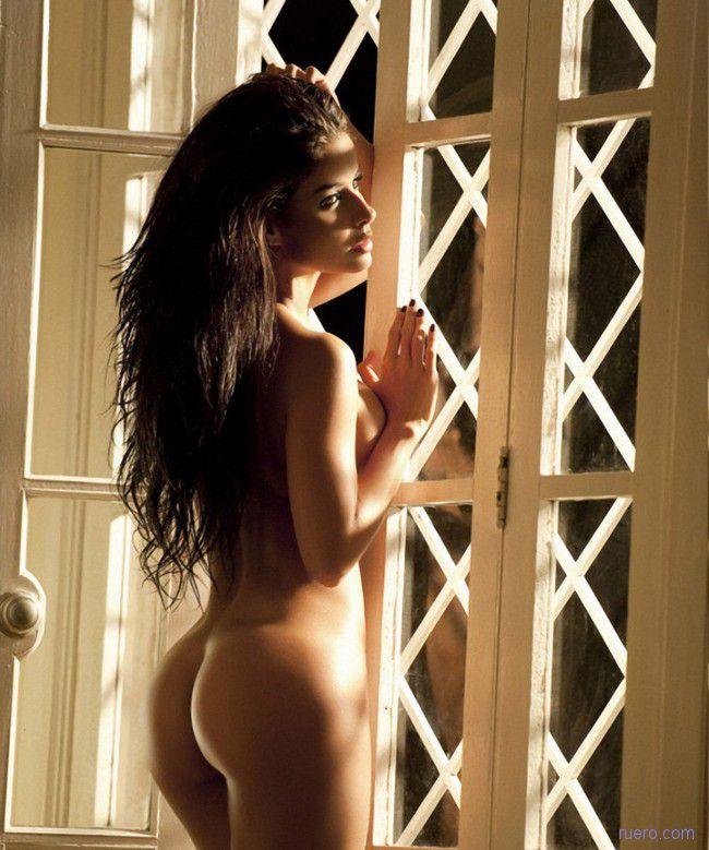 У раскрытого окна