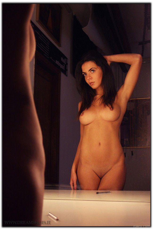 Взгляд в зеркало