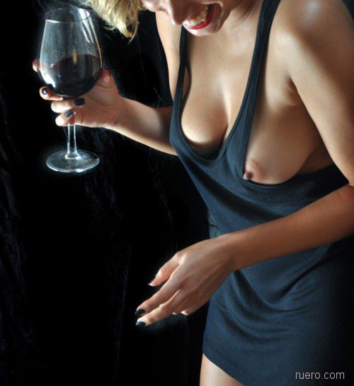 Сделало дело красное вино