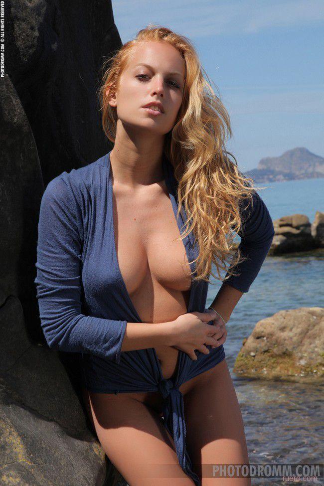 Andreina : танцы на рифах