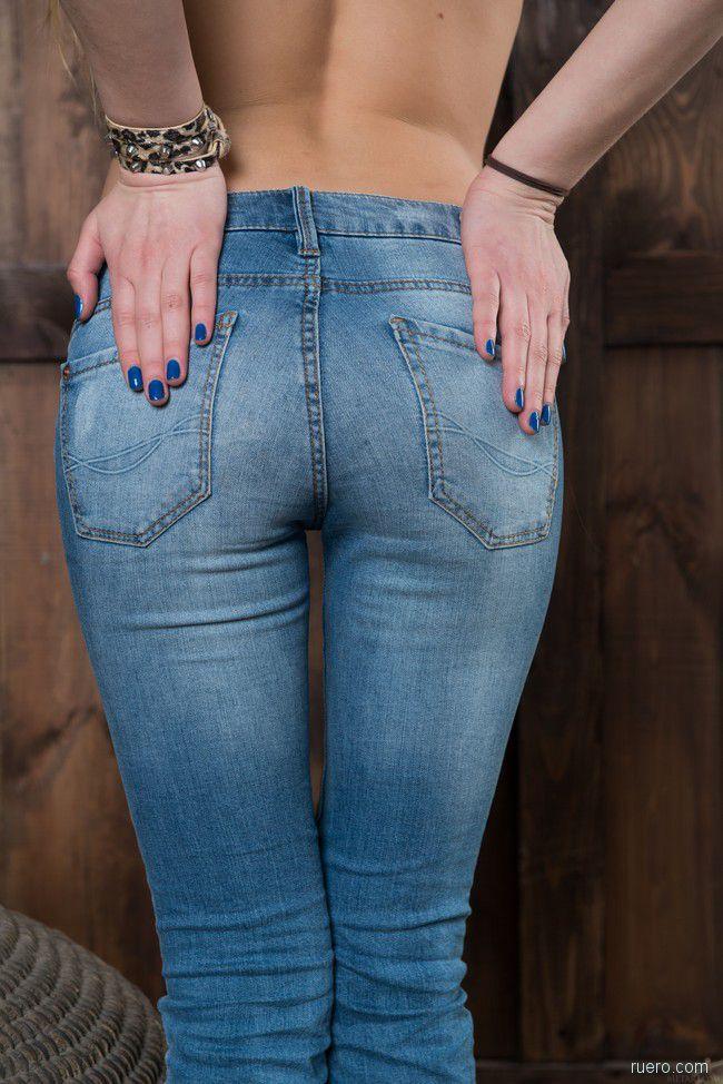 Gelidita : тугие джинсы