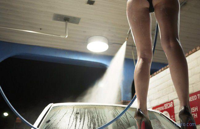 Утренняя помывка