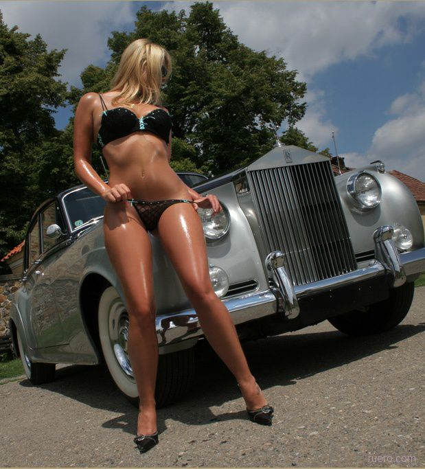 Caterina : авто-ретро