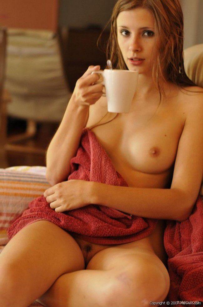 Кофе после душа