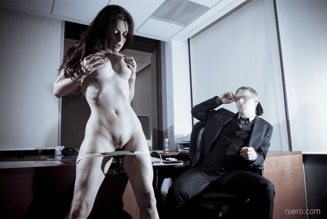 Приватный танец для босса
