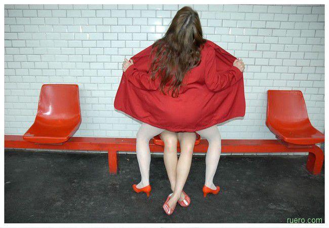 Я не такая, я жду трамвая