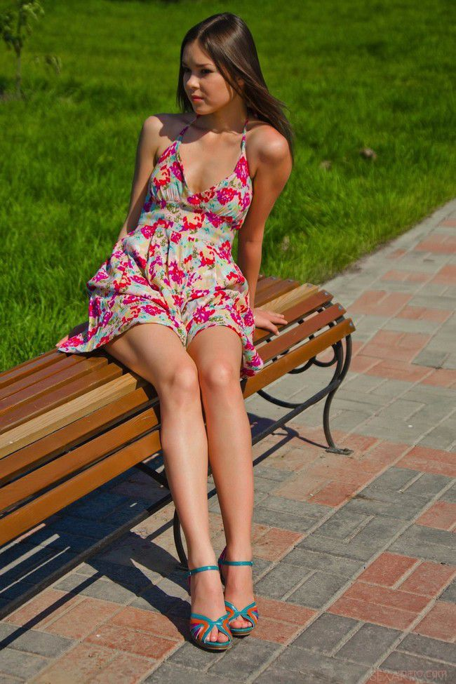 Nastya : один солнечный день
