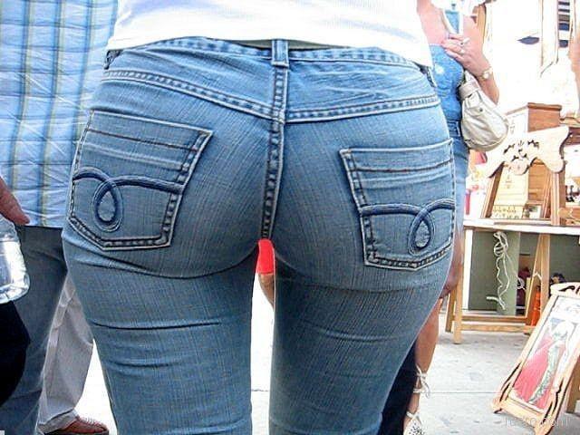 Утреннее джинсовое