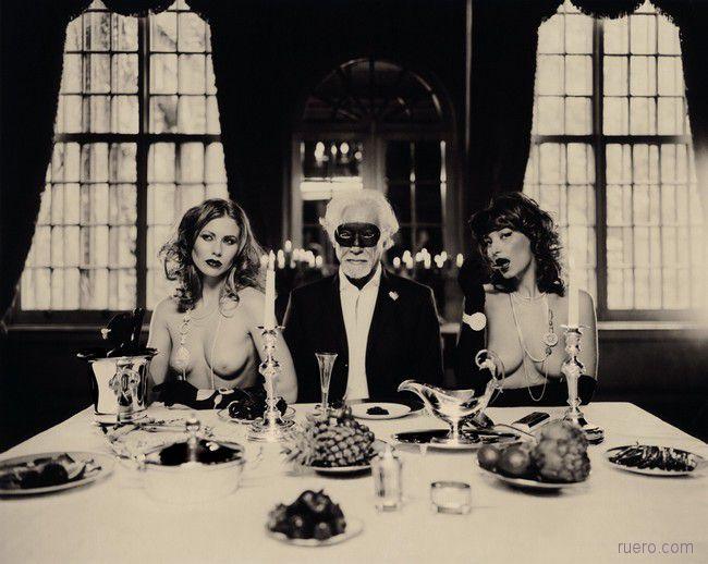Ужин вдовца