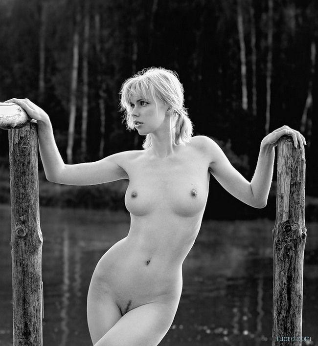 В тихом пруду