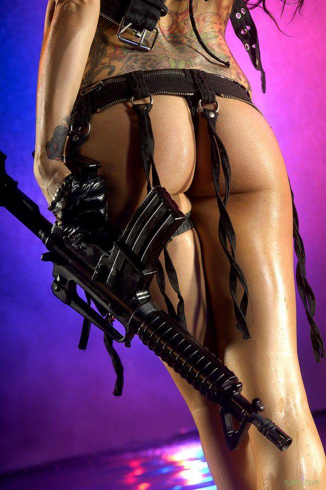 Сестры по оружию
