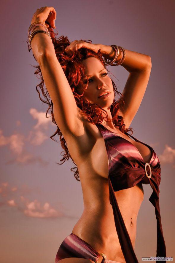 Bianca Beauchamp : сверкал закат как сталь клинка