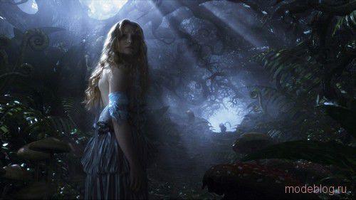 Алиса в стране Чудес / Alice in Wonderland рецензия на фильм
