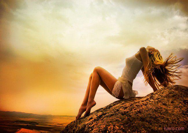 Камни и ветер