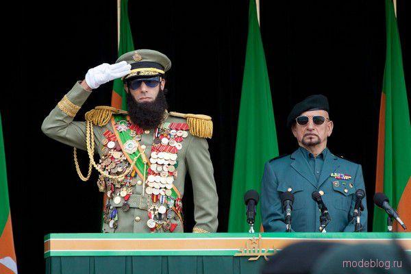 Диктатор, the Dictator 2012, Саша Барон Коэн, фильм, рецензия, кинорецензия, рецензия на фильм