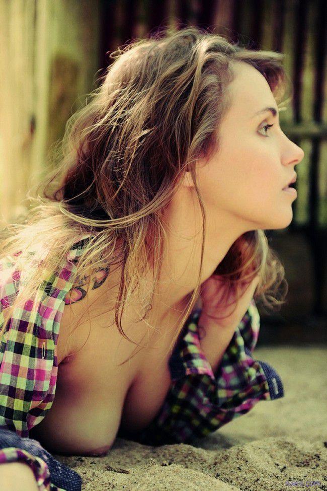 Mirian Bottan: натуральная красота