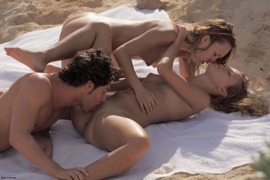 Свидание на песке