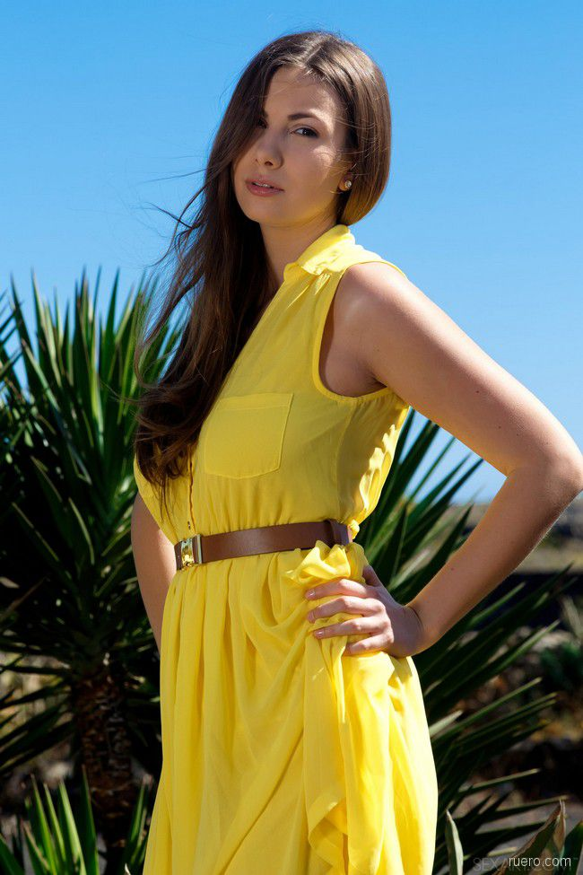 Josefine : в желтом платье