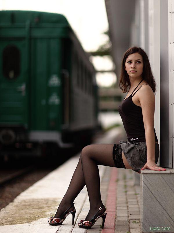 Поезд проследует со всеми остановками