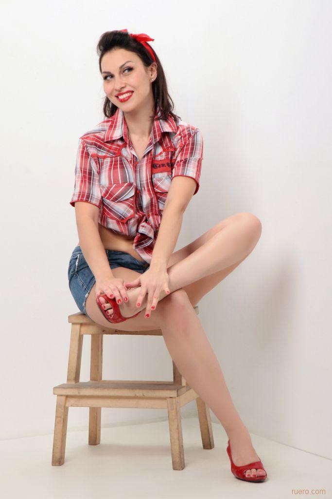 Нетленная : хочу быть звездой Руеро 2012 (часть 3)