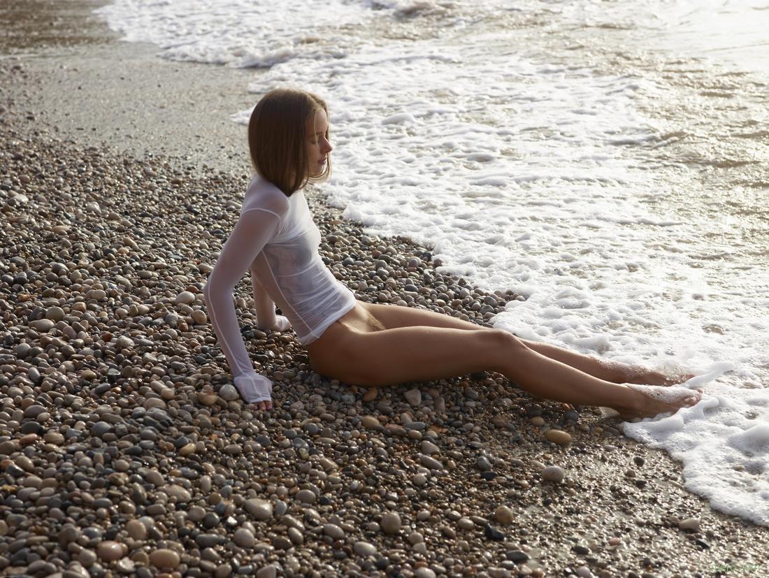 Milena : влажная прозрачность