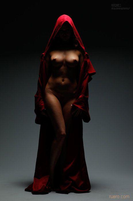 Анонимная краснота