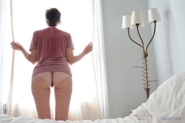 Свет за окном