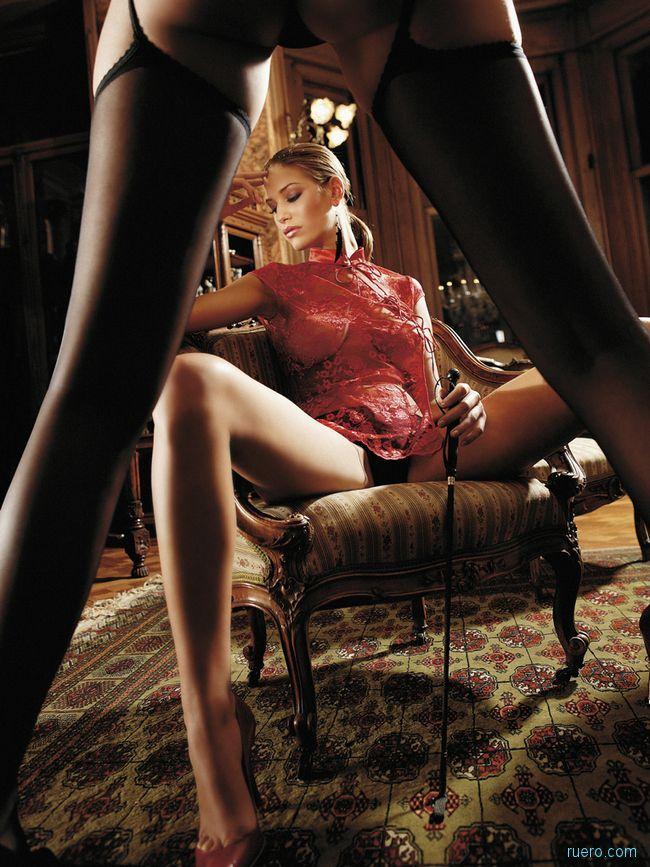 Franck De Mulder : стильная эротика