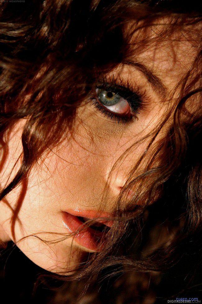 Ginger Jolie : яркий темперамент