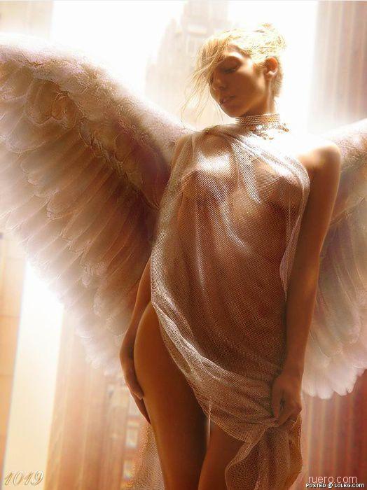 Ангельская стыдливость